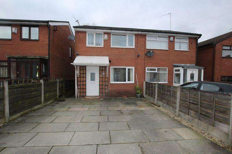 3 Bedrooms Semi Detached House for sale in Railway Street, Heywood OL10 1NH