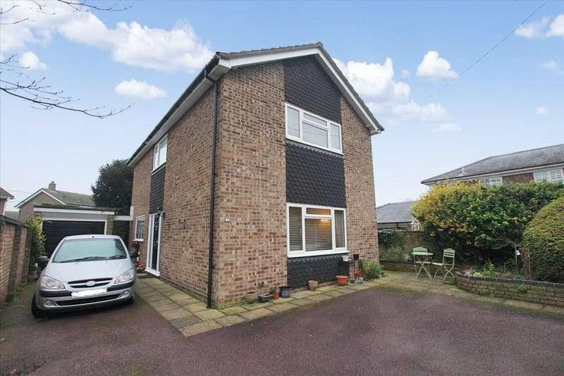 3 Bedrooms Detached House for sale in Cambridge Road, Dunton, Biggleswade, SG18