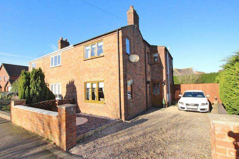 3 Bedrooms Semi Detached House for sale in LEGBOURNE ROAD, LOUTH