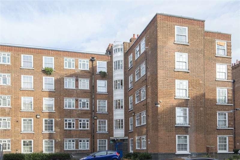 3 Bedrooms Flat for sale in Banister House, Homerton High Street, London, E9