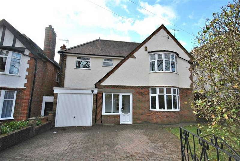 5 Bedrooms Detached House for sale in Spinney Hill