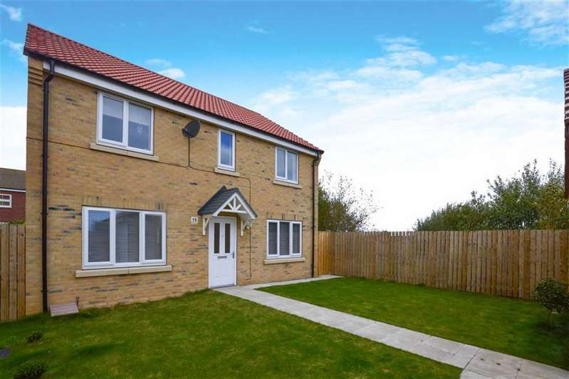 4 Bedrooms Detached House for sale in Avocet Close, Hornsea, East Yorkshire