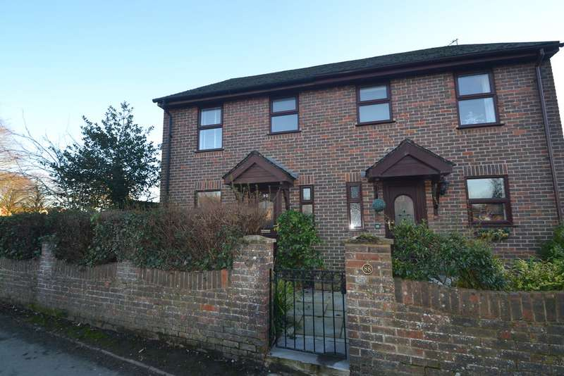 3 Bedrooms Semi Detached House for sale in Ringwood, Hampshire BH24