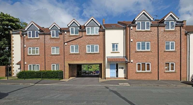 2 Bedrooms Apartment Flat for sale in Eureka Mews, Tan Hills, Chester Le Street, Durham, DH2 3UE