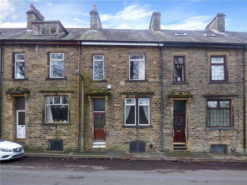 4 Bedrooms Terraced House for sale in Mannville Road, Keighley, West Yorkshire
