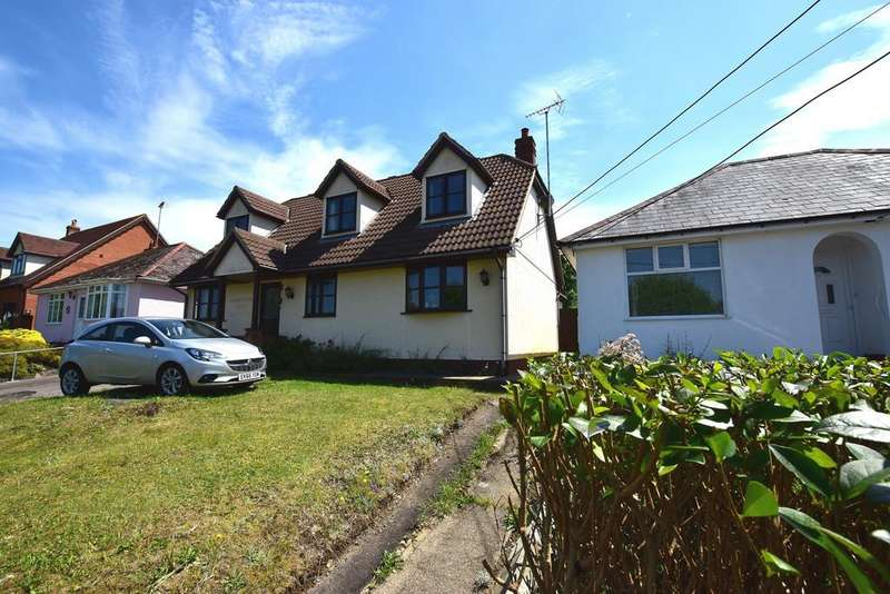 4 Bedrooms Detached House for sale in Broad Road, Braintree, CM7
