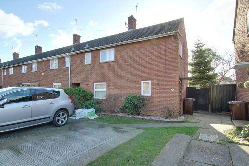 3 Bedrooms End Of Terrace House for sale in Moy Road, Colchester, CO2