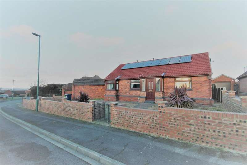 2 Bedrooms Detached Bungalow for sale in Stonegate, Eston, Middlesbrough