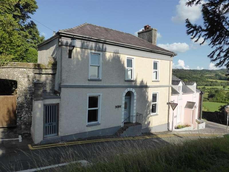 3 Bedrooms Semi Detached House for sale in Abbey Terrace, Llandeilo