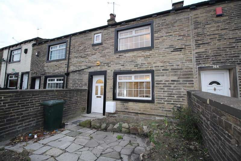 2 Bedrooms Terraced House for sale in Great Horton Road, Bradford