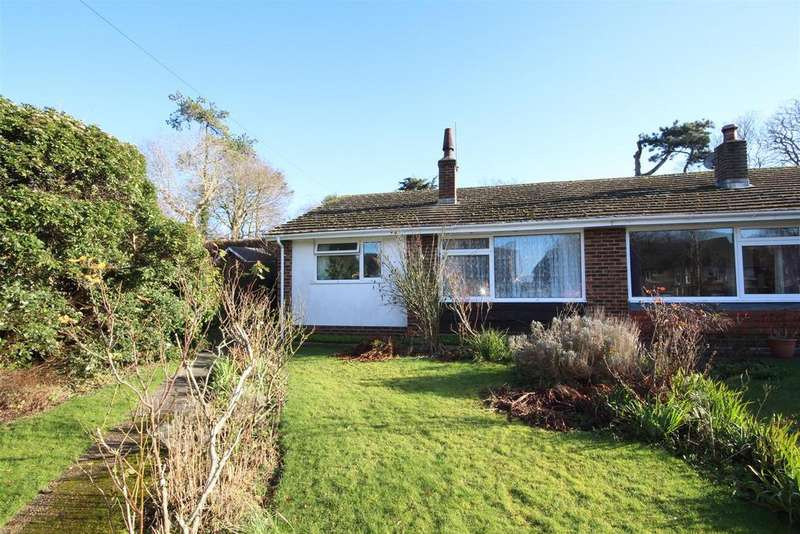 3 Bedrooms Semi Detached Bungalow for sale in The Mews, East Hoathly, Lewes