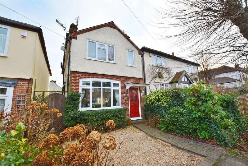 2 Bedrooms Detached House for sale in Bournehall Lane, Bushey, Hertfordshire, WD23