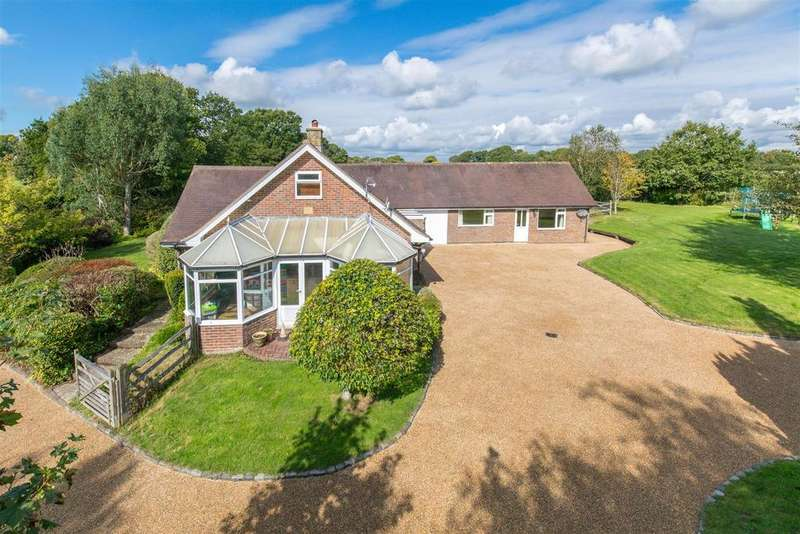 6 Bedrooms Detached House for sale in Trolliloes, Hailsham