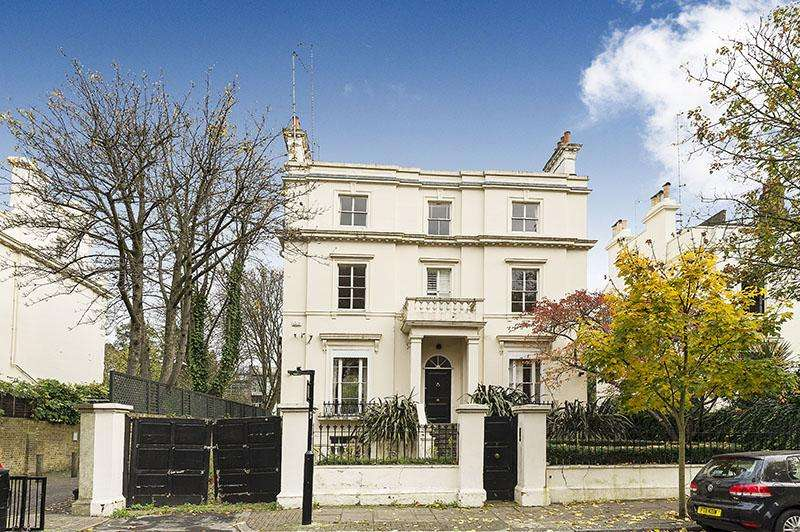 8 Bedrooms Town House for sale in Park Place Villas, London W2