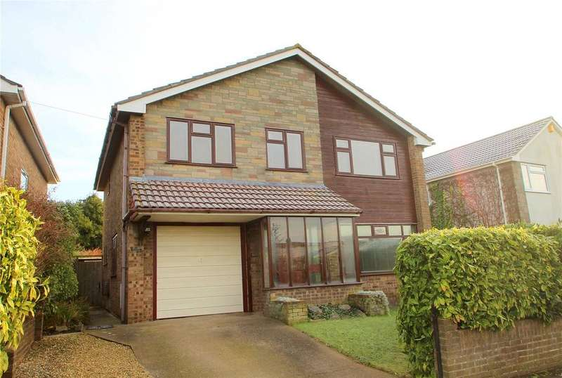 4 Bedrooms Detached House for sale in Dunsters Road, Claverham, BRISTOL, BS49