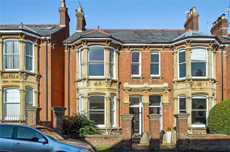4 Bedrooms Semi Detached House for sale in Fairfield Road, Winchester, Hampshire, SO22
