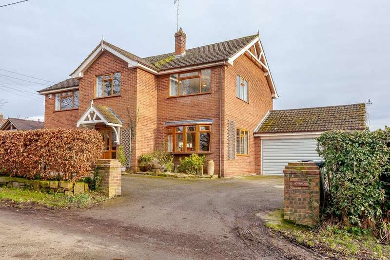 5 Bedrooms Detached House for sale in Horton Green, Tilston, Cheshire