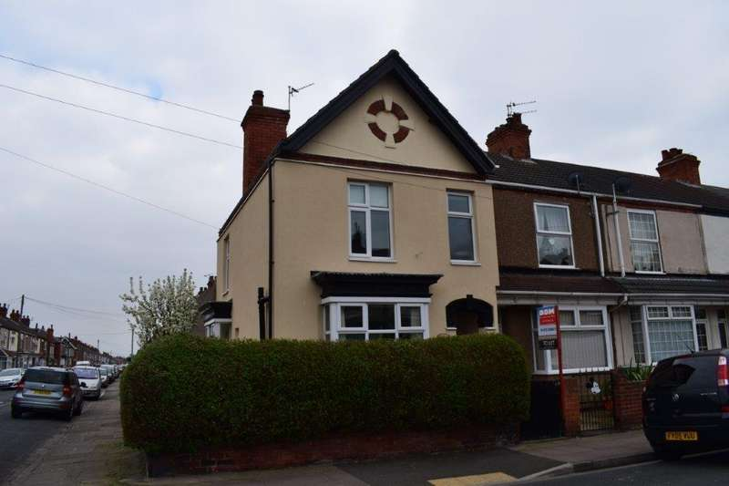 2 Bedrooms Terraced House for sale in Weelsby Street, Grimsby, Lincolnshire, DN32
