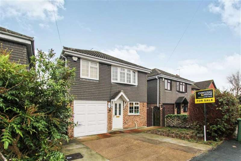4 Bedrooms Detached House for sale in Friern Walk, Wickford, Essex