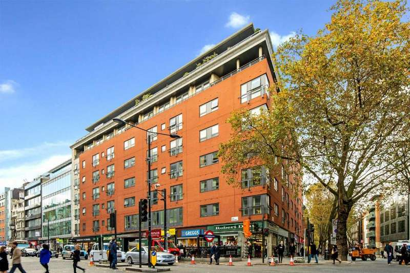 3 Bedrooms Flat for sale in High Holborn, WC1V
