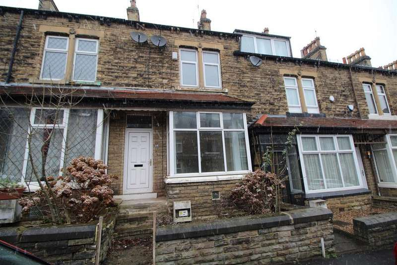 4 Bedrooms Terraced House for rent in Norwood Avenue, Shipley