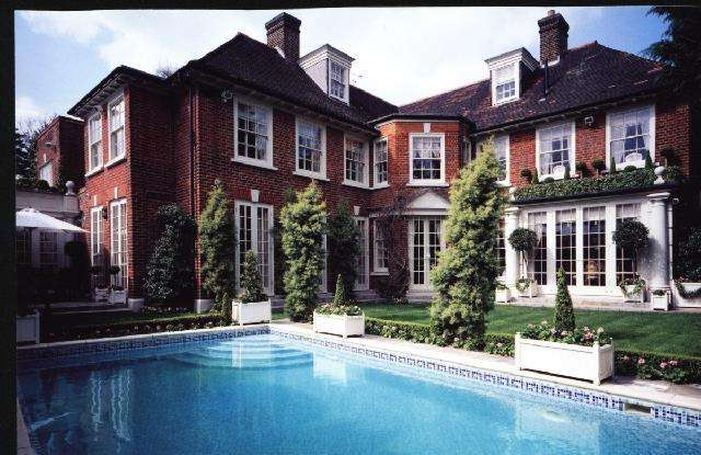 7 Bedrooms House for rent in Upper Terrace, Hampstead