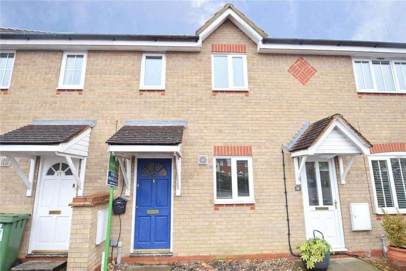 2 Bedrooms Terraced House for sale in Quendell Walk, Hemel Hempstead, Hertfordshire, HP2