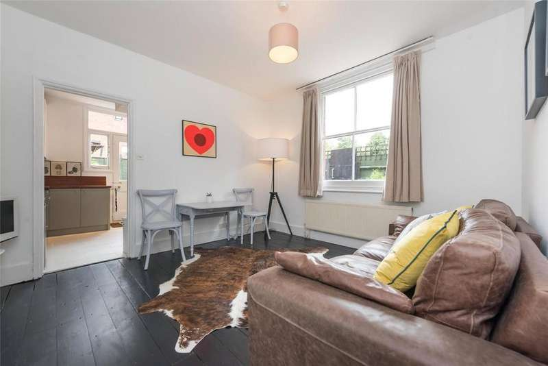 2 Bedrooms Flat for sale in Furness Road, London, NW10
