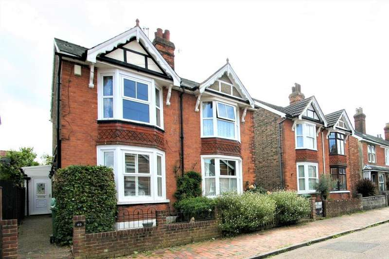 3 Bedrooms Semi Detached House for sale in Hillview Road, Rusthall, Tunbridge Wells TN4