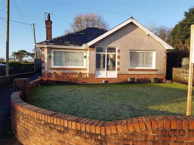2 Bedrooms Bungalow for sale in Waterloo Road, Penygroes, Llanelli