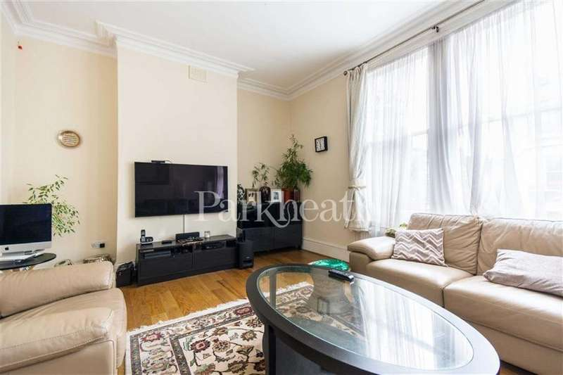 4 Bedrooms Flat for sale in Courthope Road, Hampstead, London