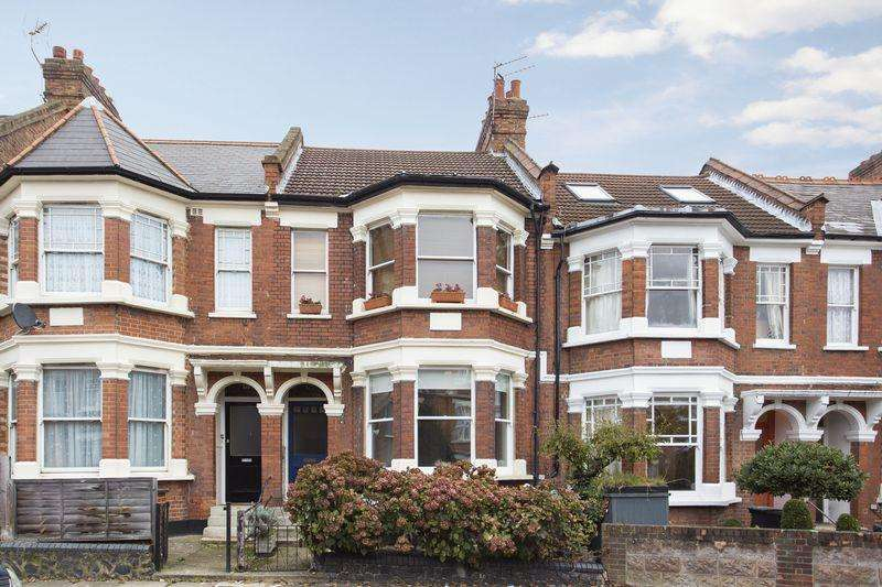 2 Bedrooms Apartment Flat for sale in Harvey Road, Crouch End, N8