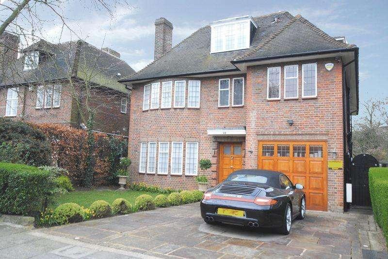 6 Bedrooms Detached House for rent in Kingsley Way, Hampstead Garden Suburb, N2