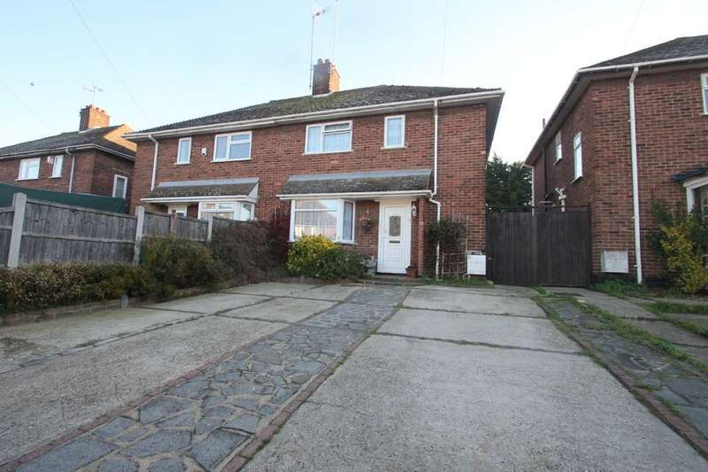 3 Bedrooms Semi Detached House for sale in The Drive, Rochford