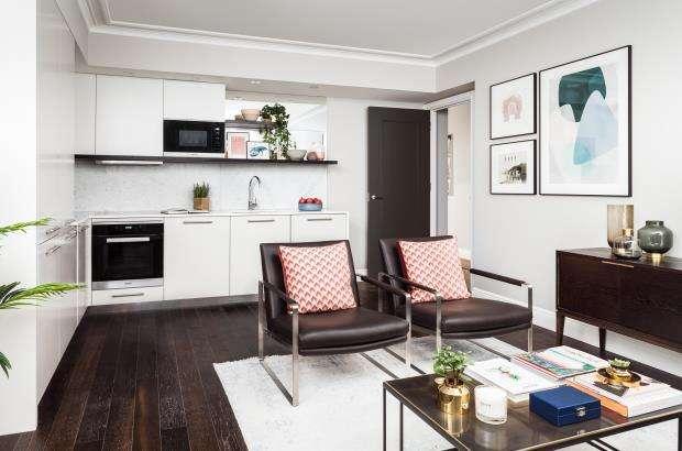 1 Bedroom Flat for sale in Cuthbert Street, London, W2