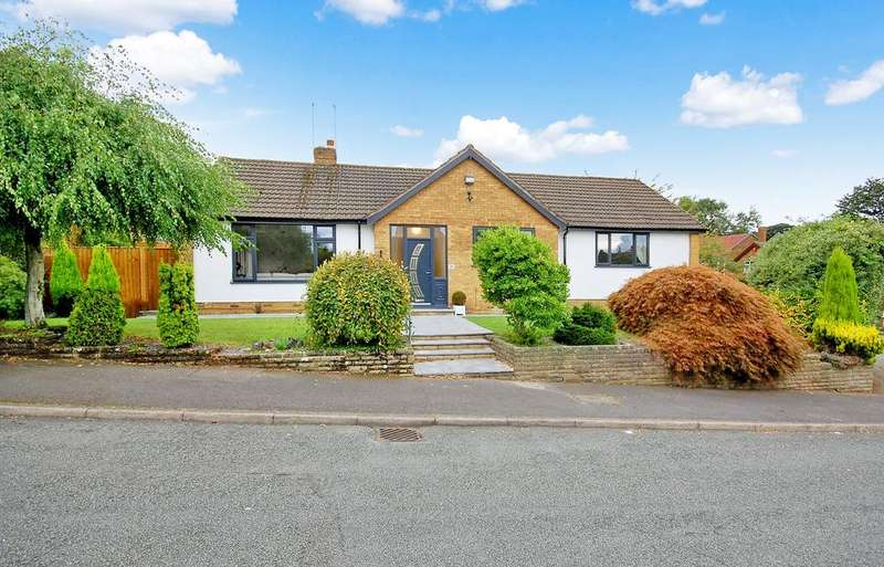 3 Bedrooms Bungalow for sale in Trimpley Gardens, Penn, Wolverhampton WV4