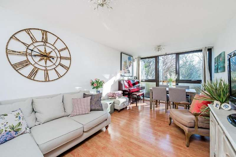 2 Bedrooms Flat for sale in Tavistock Crescent, Notting Hill