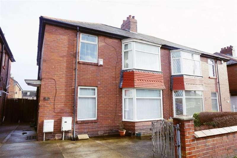 2 Bedrooms Apartment Flat for sale in Lynn Road, Wallsend, Tyne And Wear, NE28