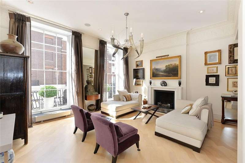 5 Bedrooms Terraced House for sale in Connaught Street, Hyde Park, W2
