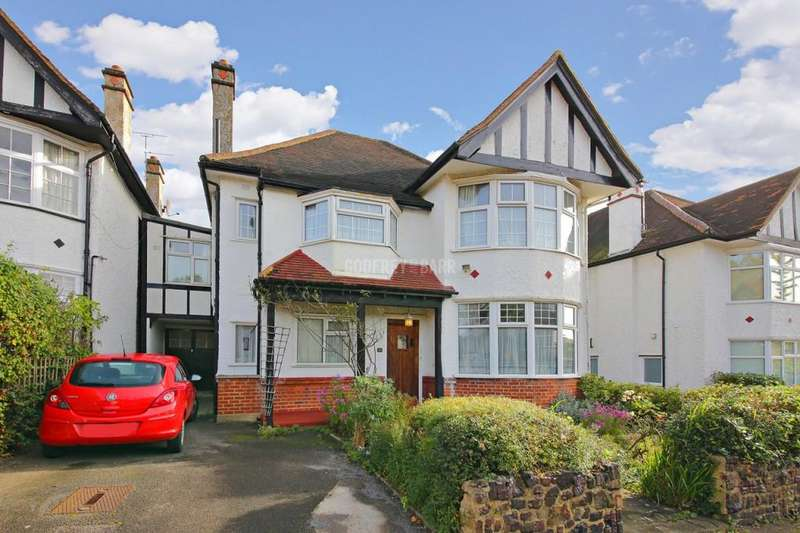 5 Bedrooms Detached House for sale in Lawrence Court, Mill Hill