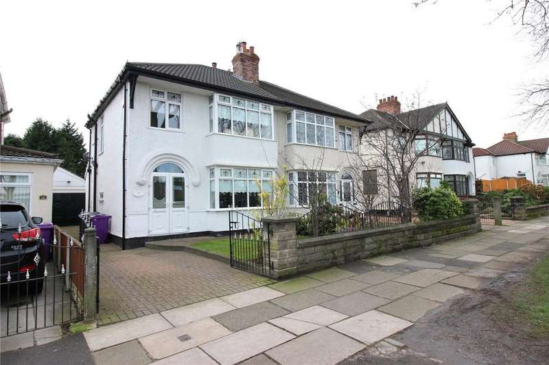 3 Bedrooms Semi Detached House for sale in Leyfield Road, Liverpool, Merseyside, L12