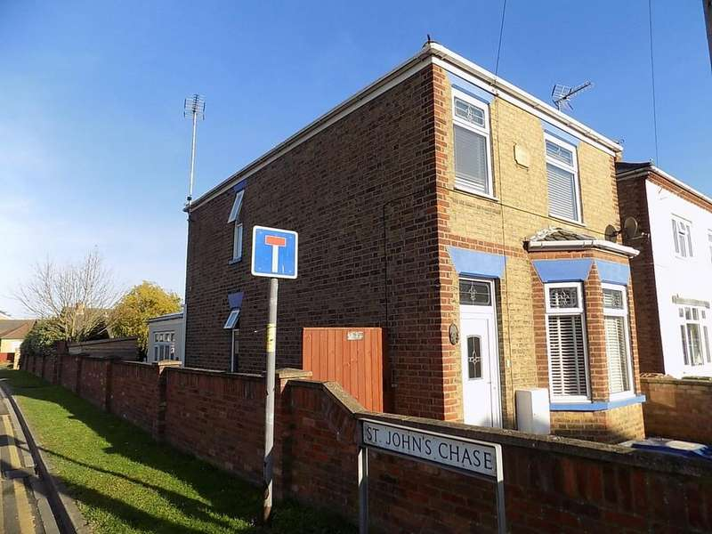 3 Bedrooms Detached House for sale in St Johns Road, March