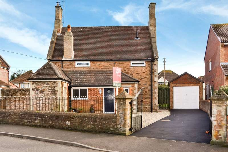 3 Bedrooms Detached House for sale in Bridgwater Road, North Petherton, Bridgwater, Somerset, TA6