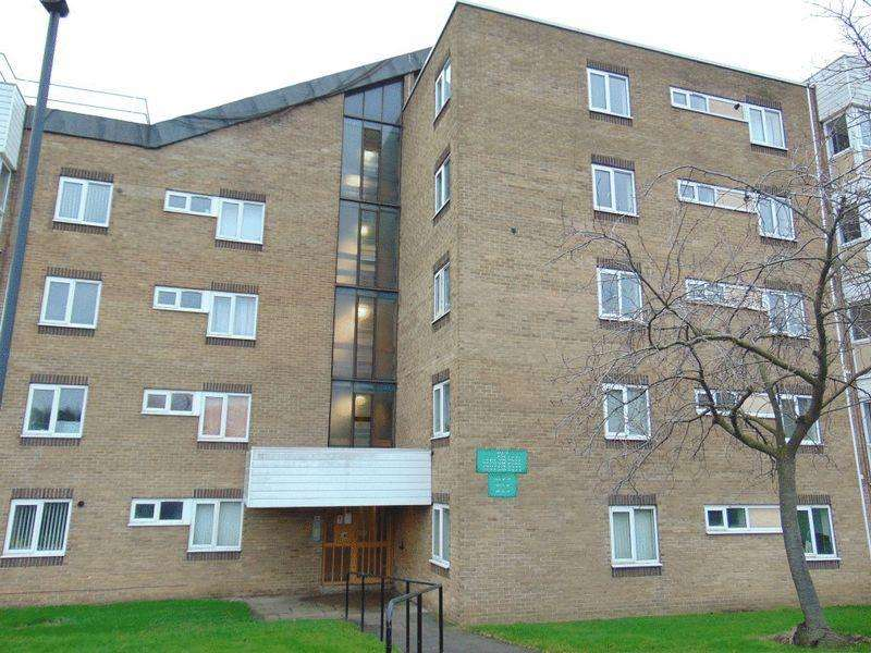 2 Bedrooms Flat for sale in Hadrian Court, Killingworth, Newcastle Upon Tyne