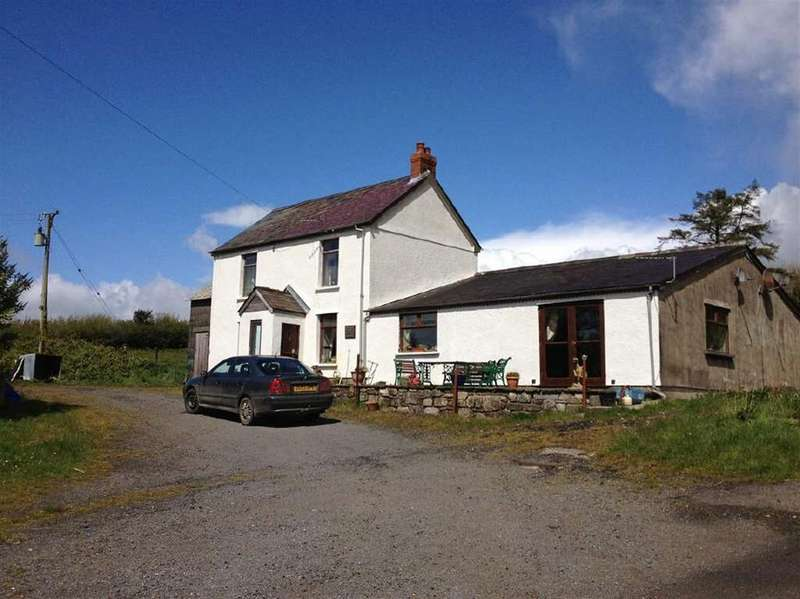 5 Bedrooms Farm Commercial for sale in Grenig Road Glanamman