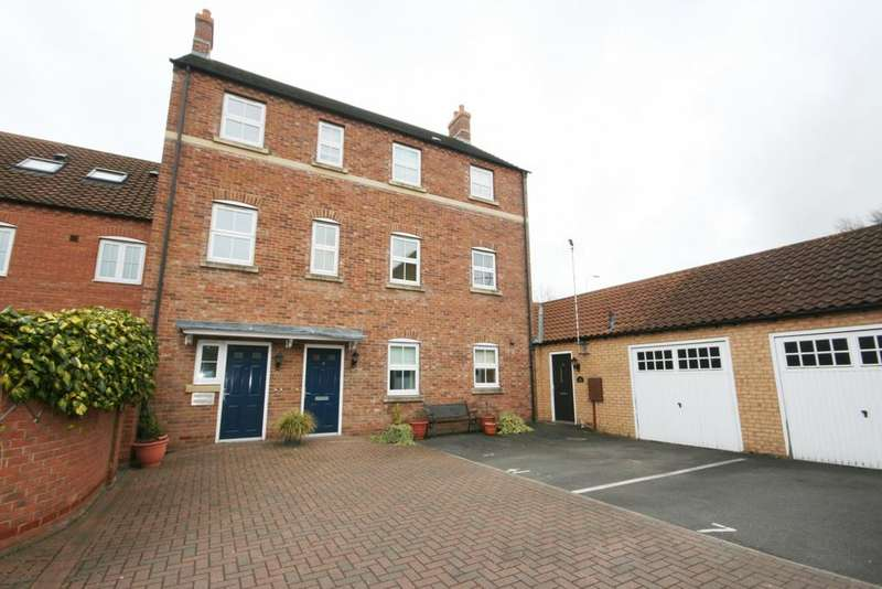 2 Bedrooms Flat for rent in The Mill, Kirton PE20