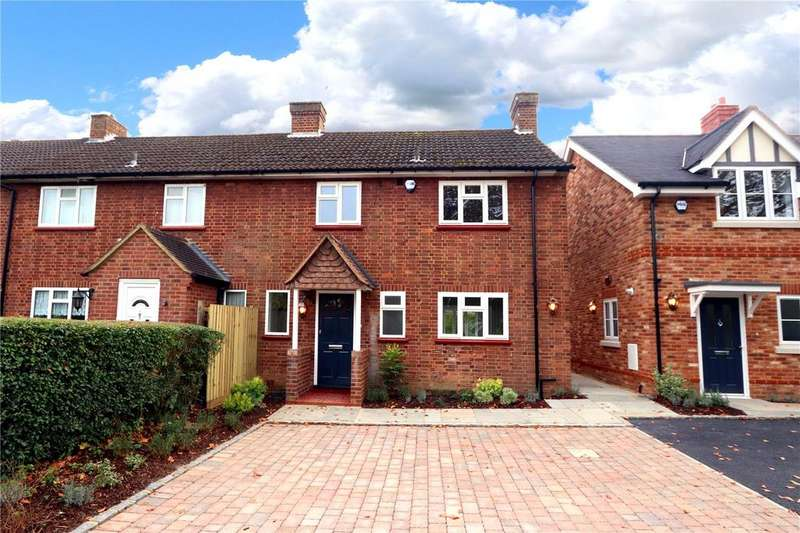 3 Bedrooms Semi Detached House for sale in Maxwell Road, Beaconsfield, Buckinghamshire
