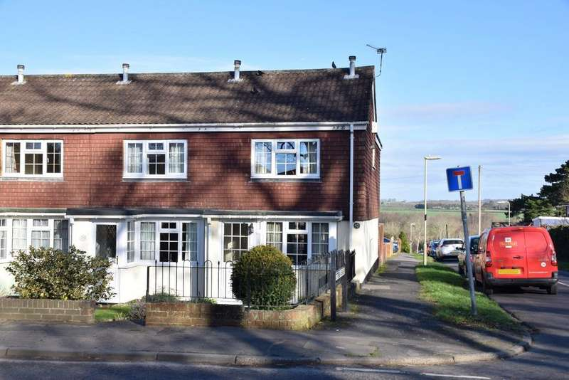 2 Bedrooms End Of Terrace House for sale in KILN ROAD, FAREHAM