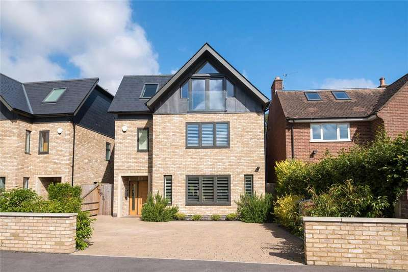 5 Bedrooms Detached House for sale in Blandford Avenue, Oxford, OX2