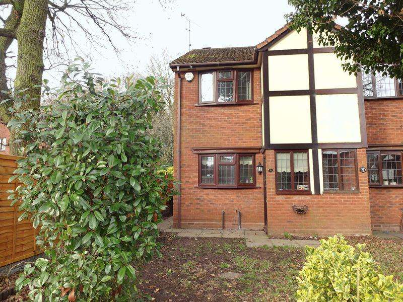 2 Bedrooms Semi Detached House for sale in Heathlands, Stourport-On-Severn DY13 9NS